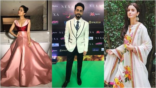 IIFA Awards 2018:  Ayushmann Khurrana GOOFS up, calls Shraddha Kapoor as Alia Bhatt