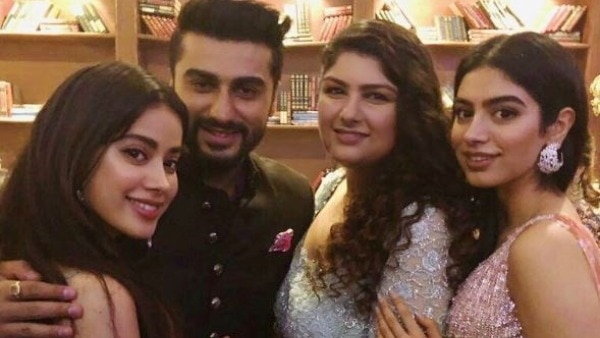 Arjun Kapoor: Want Janhvi & Khushi to be fine as much as I would want Anshula