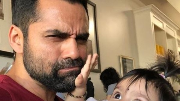 'Mamu' Abhay Deol shares picture with Esha Deol's 'SASSY' daughter Radhya & it's too CUTE to miss (PIC INSIDE)