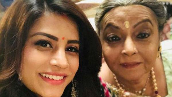 Rita Bhaduri death: Nimki Mukhiya actress Bhumika Gurung shares heartfelt note mourning the death of her onscreen daadi!
