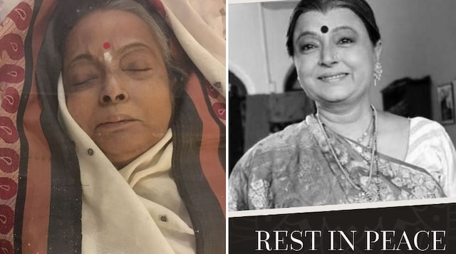 TV's favourite daadi Rita Bhaduri passes away due to kidney faliure; Funeral to be held today - details inside