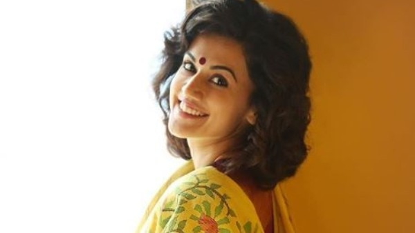 Taapsee Pannu REACTS to her engagement rumours