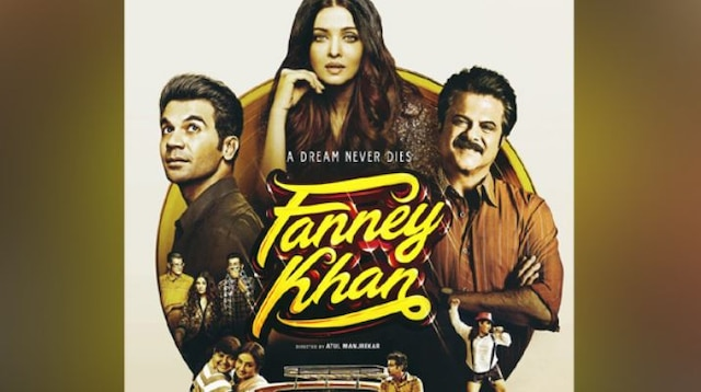 Newcomer Pihu Sand features in latest 'Fanney Khan' poster