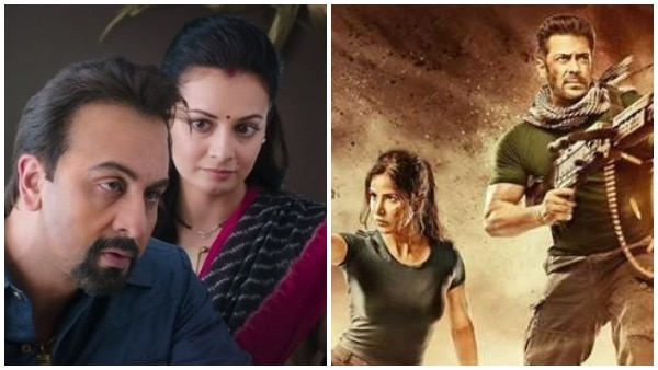 'Sanju' PIPS 'Tiger Zinda Hai' to become the fourth highest grosser of all time