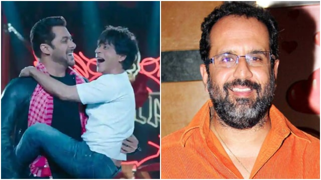 Zero: Here's why Aanand L Rai switched off his phone while shooting for 'Issaqbaazi' featuring Shah Rukh Khan & Salman Khan