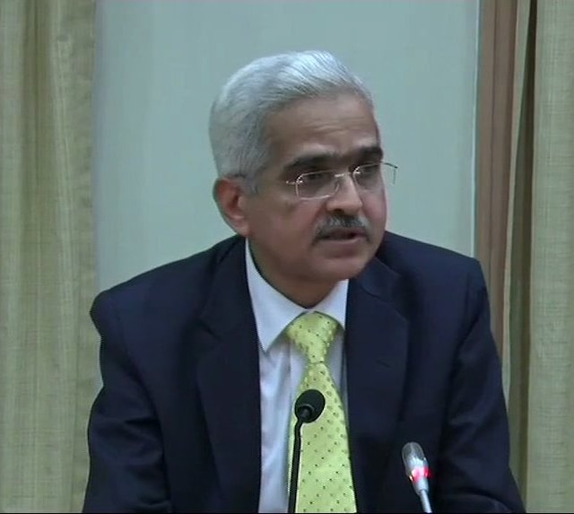 Shaktikanta Das assumes as 25th RBI Governor; says will do everything to uphold Central Bank's autonomy