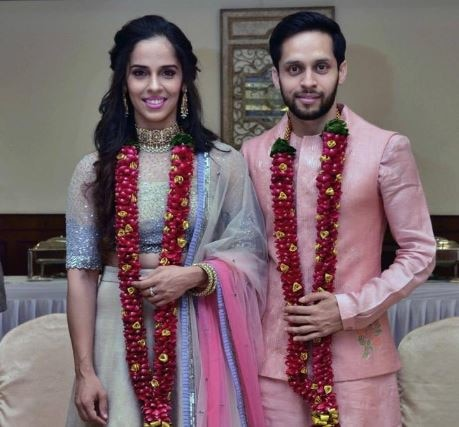 'Best Match Of My Life': Saina Nehwal ties the knot with Parupalli Kashyap