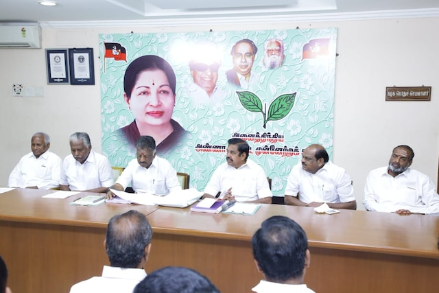 Tamil Nadu Deputy CM O Panneerselvam's brother O Raja sacked from AIADMK for anti-party activities