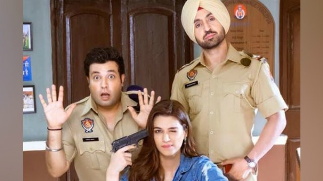 Kriti Sanon-Diljit Dosanjh's 'Arjun Patiala' to release in May 2019!