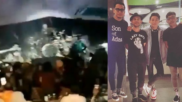 Indonesia Tsunami Viral Video: Massive wave kills band members during performance on beach