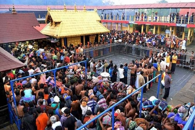 Sabarimala Kerala tense amid protests over 2 women entering Lord Ayyappa shrine state wide shutdown today