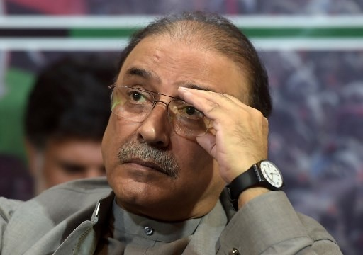 Pakistan to ban ex-president Zardari, his sister from travelling abroad