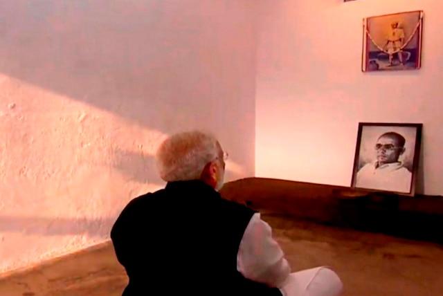 PM Modi pays tribute to martyrs at Cellular Jail, renames 3 islands of Andaman Nicobar