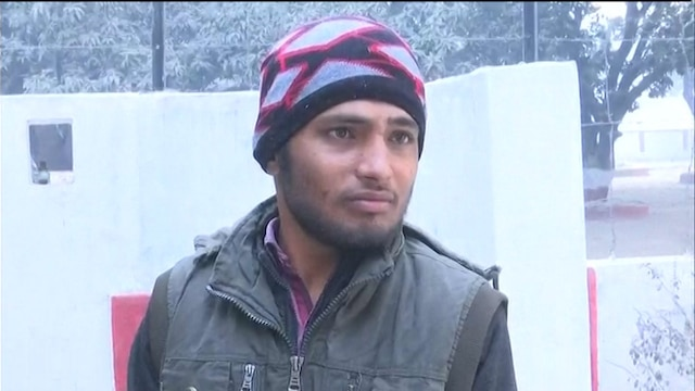 Ghazipur stone-pelting incident: Son of deceased cop says 'UP Police cannot protect its own men'