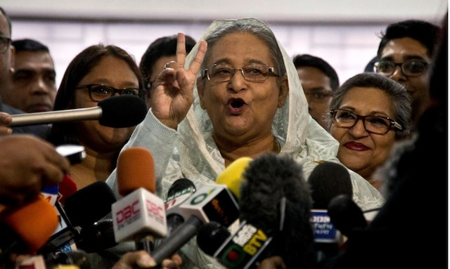 Bangladesh Elections 2018: Thumping win for Awami League; Hasina seeks third straight term as PM