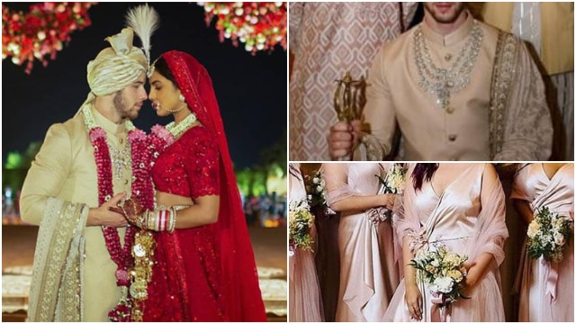 Priyanka Chopra-Nick Jonas Wedding UNSEEN Pictures from NickYanka's marriage