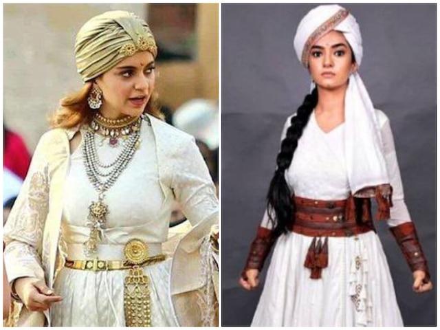 Khoob Ladi Mardaani Jhansi Ki Rani: Teenage TV actress Anushka Sen to play Manikarnika on small screen!