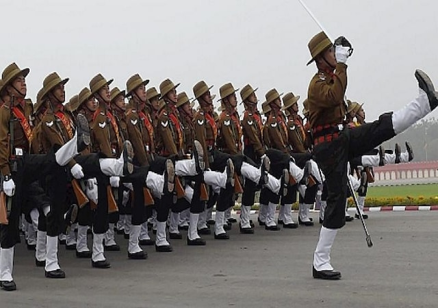 Indian Army celebrates 71st raising day, Lieutenant Bhavana Kasturi to become first ever women to lead male marching contingent