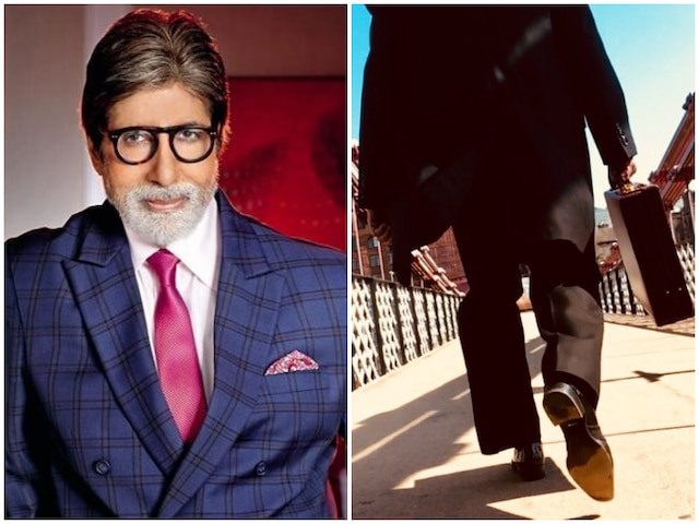 PIC: Amitabh Bachchan & Taapsee Pannu starrer Badla's first look out!