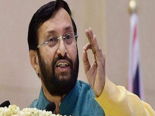 10% quota in higher education from coming session: HRD minister Prakash Javadekar