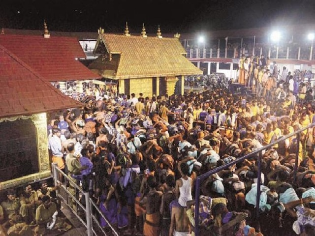 Lok Sabha Election 2019: Don't seek votes in Sabarimala temple's name, says Election Commission