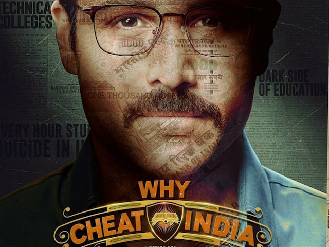 Why Cheat India: We want to change names in our country, not system: Emraan Hashmi over film's title change!
