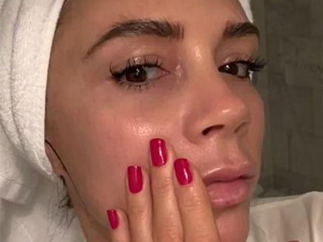 Victoria Beckham uses moisturiser made from her blood