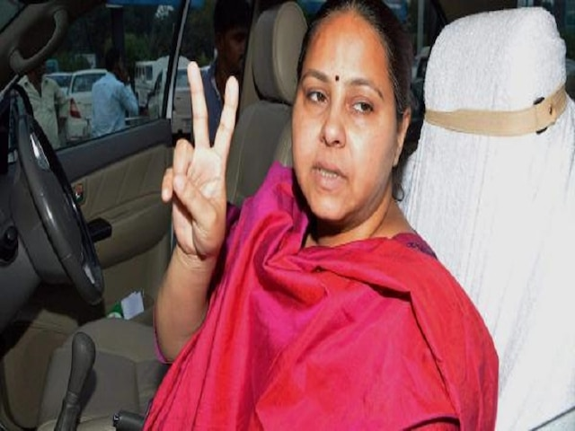 Felt like cutting Ram Kripal Yadav's hands with machine when he joined BJP: Misa Bharti