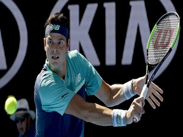 Australian Open 2019: Milos Raonic upsets fourth seed Alexander Zverev to book quarterfinal berth