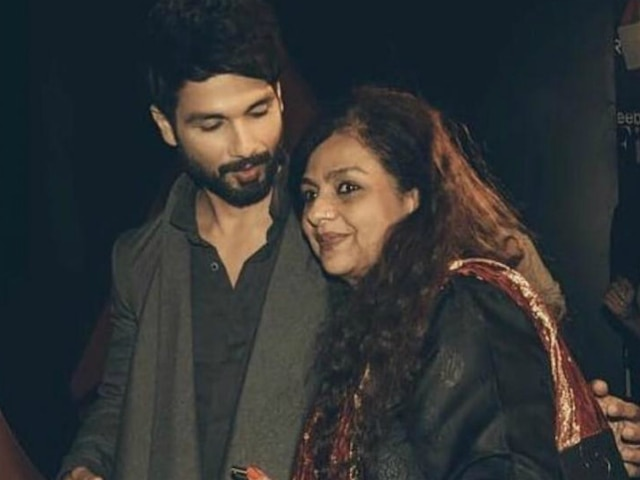 Neelima Azim reveals how son Shahid Kapoor saved her from a stalker! WATCH VIDEO!