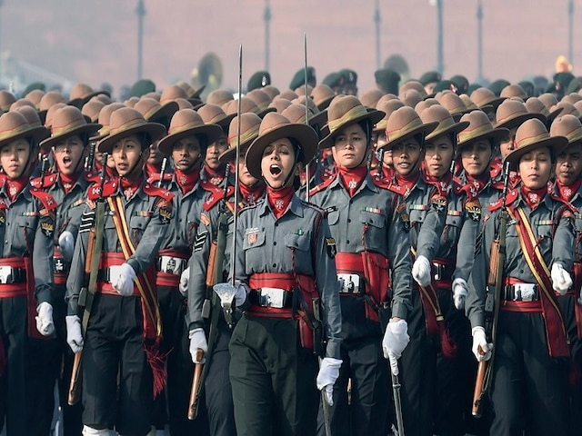 Republic Day 2019: Assam Rifles' first ever all-women contingent to march down Rajpath