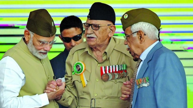 2019 Republic Day: In historic first, Subhash Chandra Bose's INA veterans participate in parade