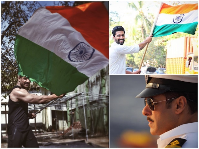 Happy Republic Day 2019: Salman Khan, Katrina Kaif, John Abraham & other Bollywood celebs wish fans, display their patriotic side