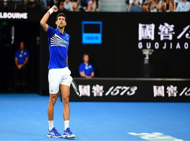 Australian Open 2019: Novak Djokovic blows away Rafael Nadal to win title for record 7th time