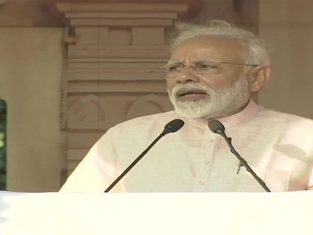 Sabarimala issue showed how Left govt was trying to disrespect Kerala culture: PM Modi