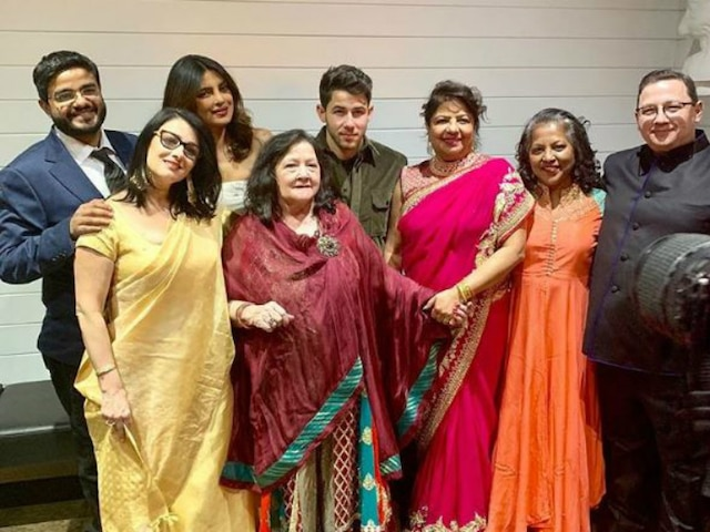 Priyanka Chopra-Nick Jonas US Wedding Reception: Fourth reception of newlyweds was a perfect 'fam jam'! SEE PICS & VIDEOS!