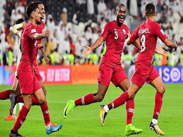 AFC Asian Cup: Qatar trounce hosts UAE 4-0 in heated semifinal clash to book maiden final berth