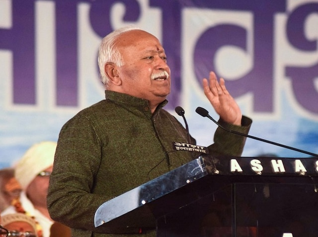 Mohan Bhagwat says attempts being made to divide Hindu society, calls for unity through religious renaissance