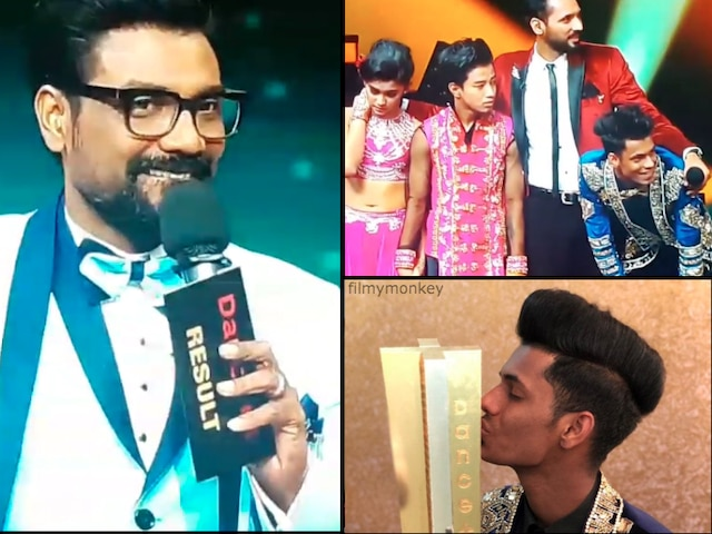 Dance Plus 4 winner is Chetan Salunkhe; Pune's 18 yr old boy lifts the trophy & wins Rs 25 lakh! Here's the winning moment! VIDEO inside!