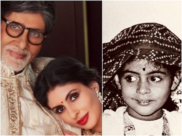 Amitabh Bachchan shares HEARTFELT post for daughter Shweta Bachchan Nanda as her novel 'Paradise Towers' becomes best seller