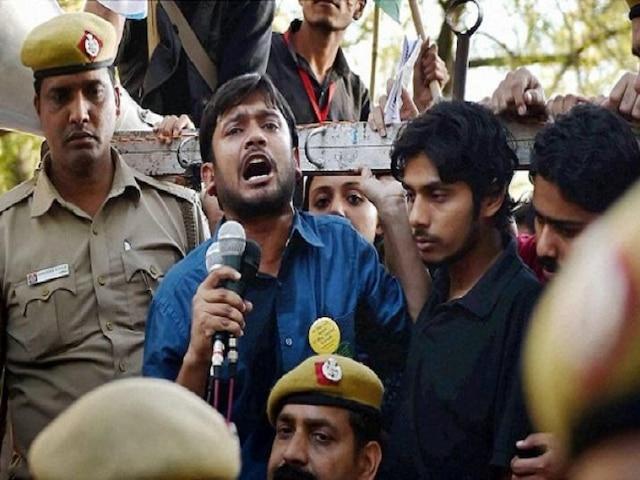 JNU sedition case: Court gives Delhi police Feb 28 deadline to procure prosecution sanctions against Kanhaiya Kumar, others