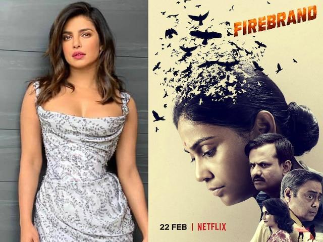 Priyanka Chopra-produced Marathi film 'Firebrand' to premiere on Netflix on Feb 22