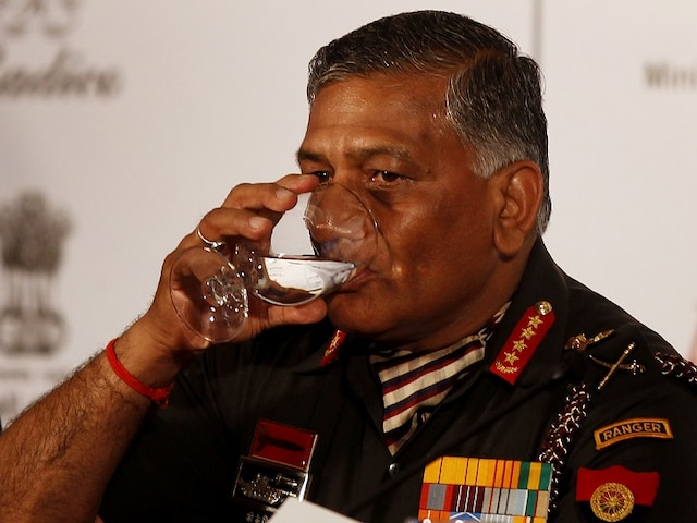 VK Singh on 2012 Indian 'Army coup' story: 'Nothing short of treason, trying to destroy institution of army to achieve personal objectives'