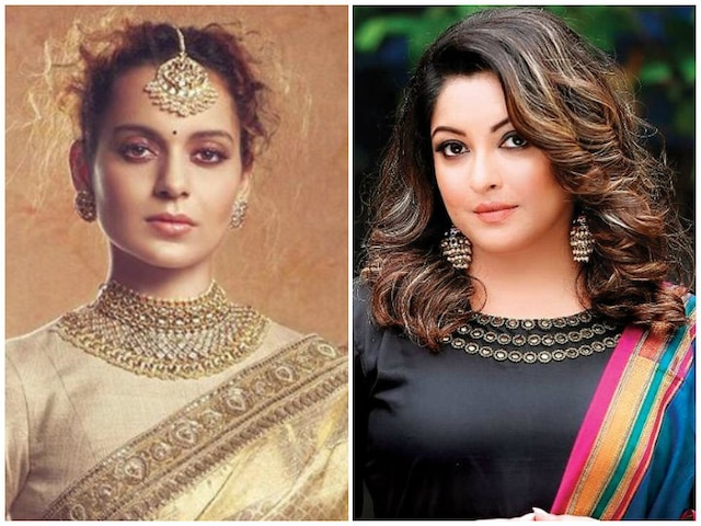 Tanushree Dutta supports Kangana Ranaut: They don't support you because they are intimidated by your talent, they hate your guts