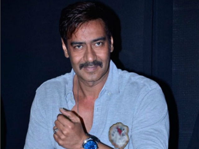 Ajay Devgn to have cameo appearance in 'RRR'