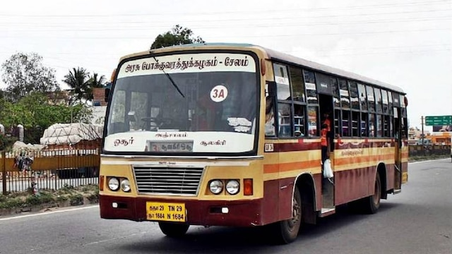 Chennai: Driver saves 30 passengers by timely stopping bus before dying of heart attack