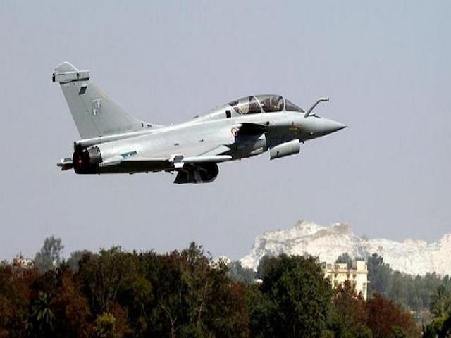 Watch: Three Rafale jets land in Bengaluru for Aero India show