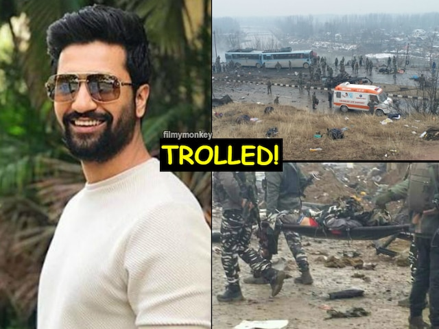 Pulwama Terror Attack: 'Uri' actor Vicky Kaushal posts a smiling pic, TROLLED; Disheartened fans SLAM him for ignoring the terror attack!