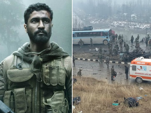 Pulwama Terror Attack: After getting trolled, 'Uri' actor Vicky Kaushal finally tweets about the Kashmir attacks!