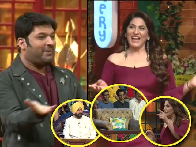 The Kapil Sharma Show: Archana Puran Singh's promo out! Kapil Sharma welcomes, Archana comments on Navjot Singh Sidhu's empty judge-chair!